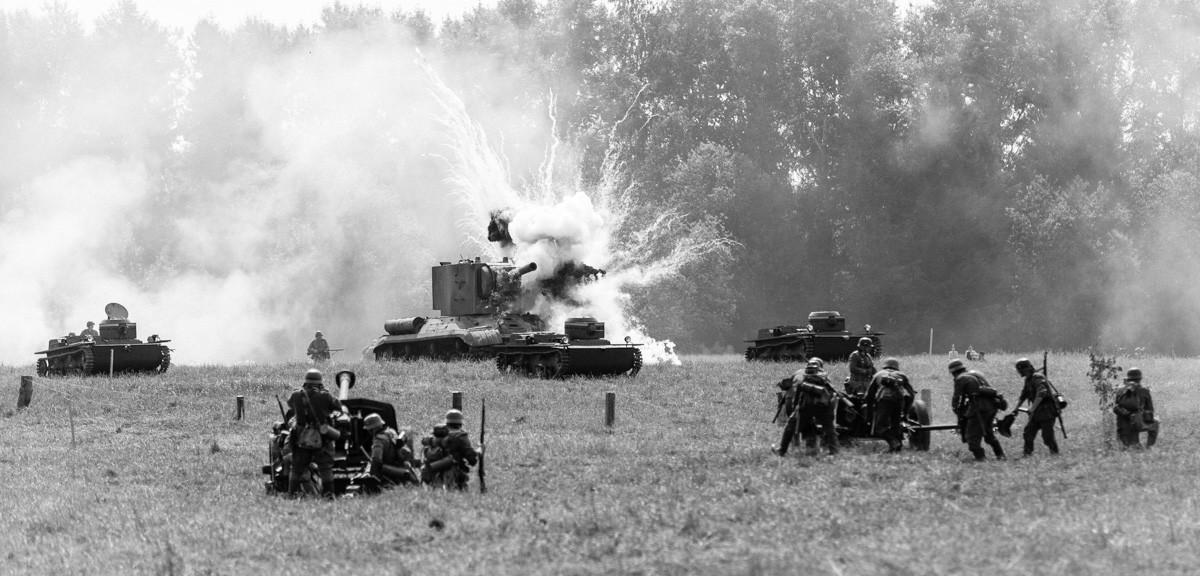 битв великой отечественной войны фото